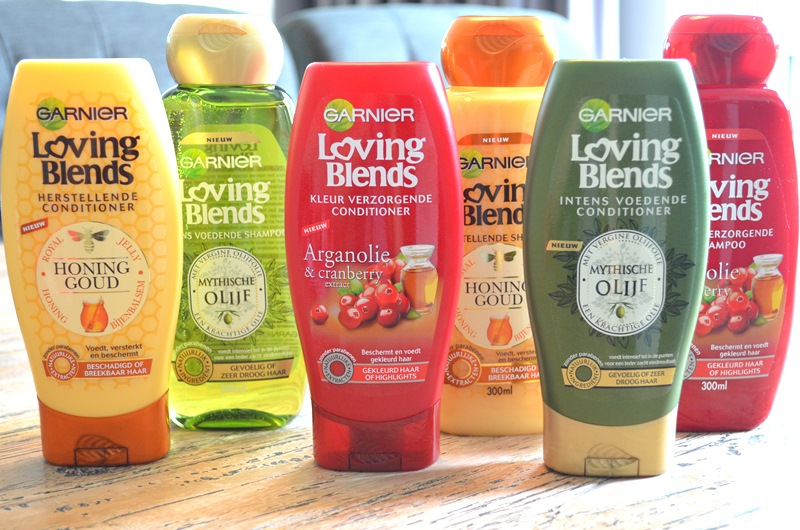DSC 0189 - Nieuw! Garnier Loving Blends Collectie Review