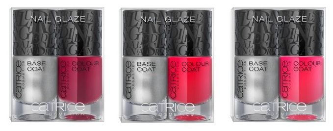 Catrice Alluring Reds Nail Glaze