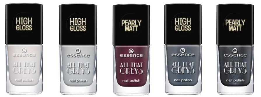 4 - Essence Trend Edition All That Greys