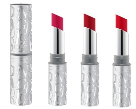 Catrice Alluring Reds Matt Lip Colour