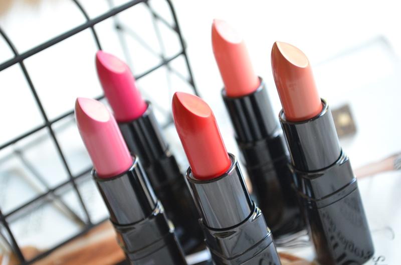 DSC 0677 - Nieuwe Inglot Lipstick Matte Lipsticks (5x) Review