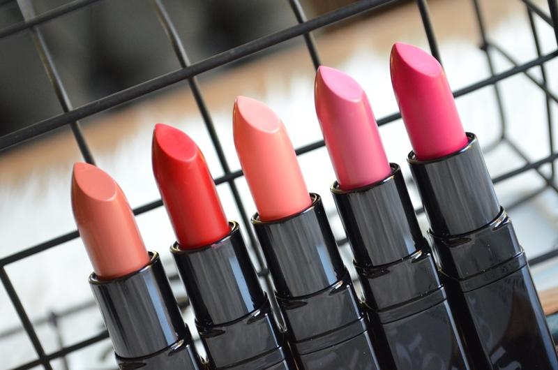 DSC 0684 - Nieuwe Inglot Lipstick Matte Lipsticks (5x) Review