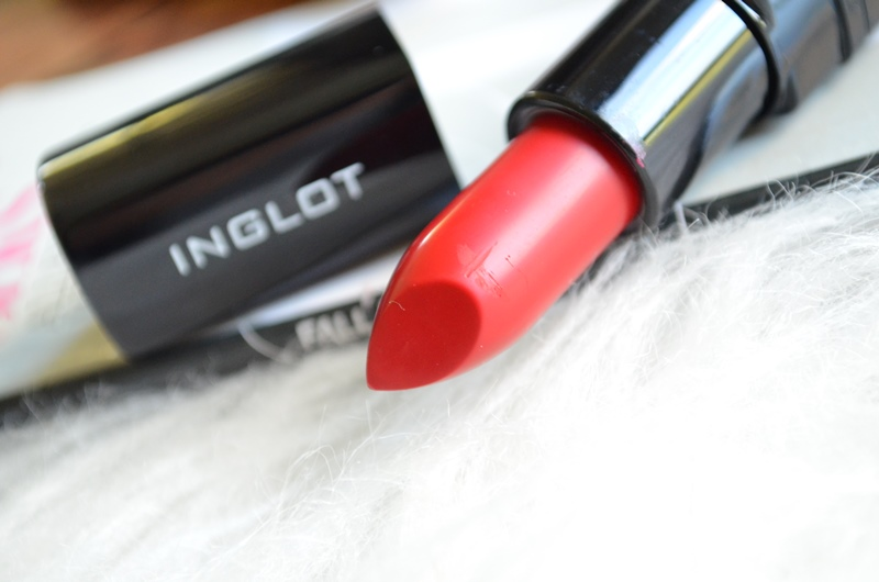 DSC 0714 - Nieuwe Inglot Lipstick Matte Lipsticks (5x) Review