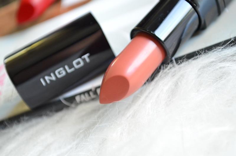DSC 0717 - Nieuwe Inglot Lipstick Matte Lipsticks (5x) Review