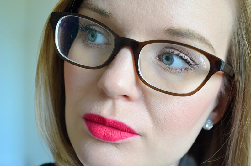 DSC 0818 - Nieuwe Inglot Lipstick Matte Lipsticks (5x) Review