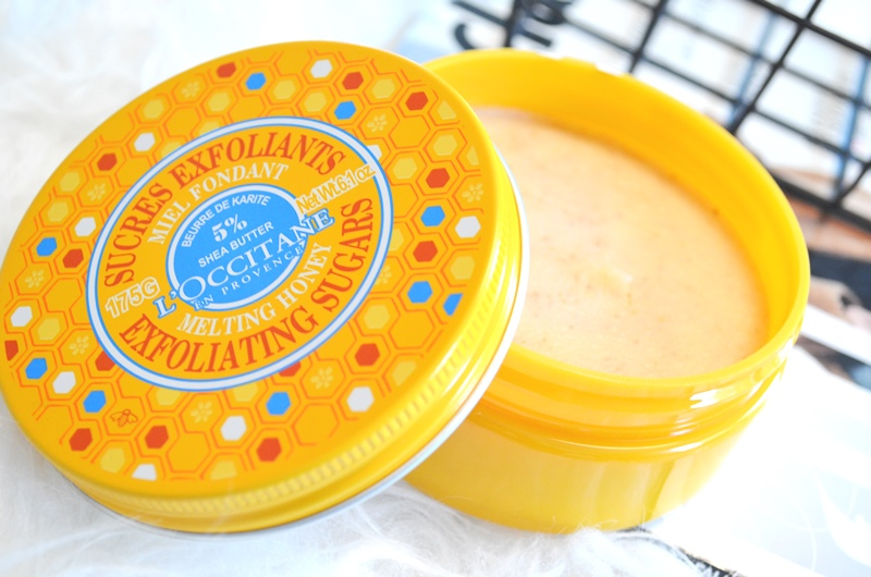 DSC 0932 - L'Occitane en Provence Shea & Honey - Melting Honey Review