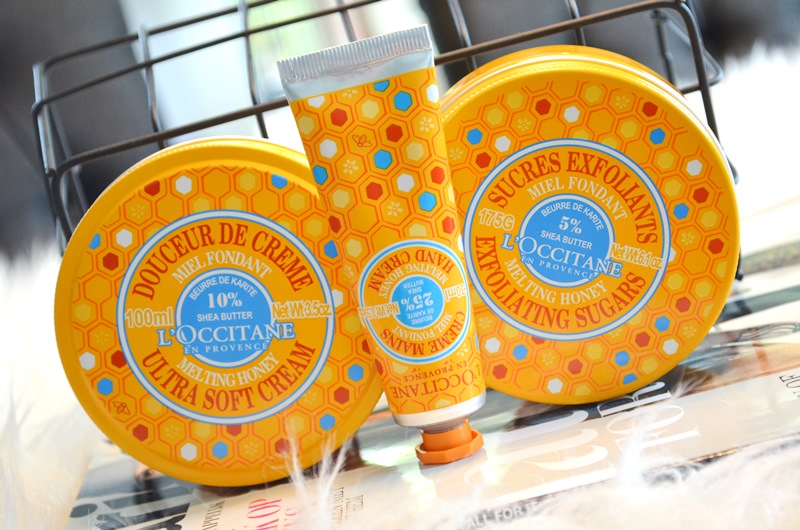 DSC 0947 - L'Occitane en Provence Shea & Honey - Melting Honey Review