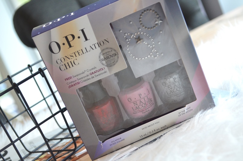 DSC 1615 - Star Light Collection by O.P.I Review Kerst 2015