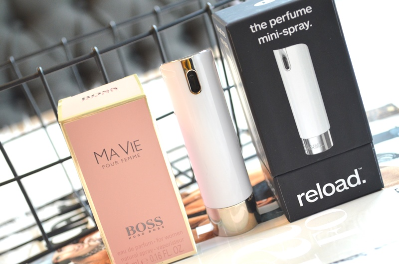DSC 2020 - Reload - The Perfume Mini Spray Gadget Review