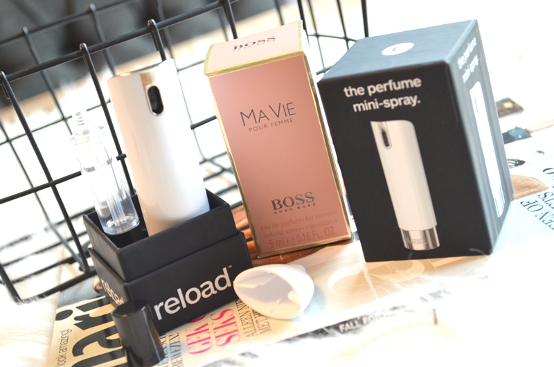 DSC 2026 - Reload - The Perfume Mini Spray Gadget Review