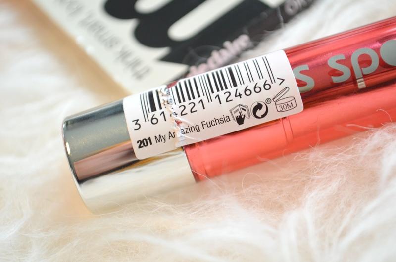 DSC 2217 - Miss Sporty BFF Lipstick Review