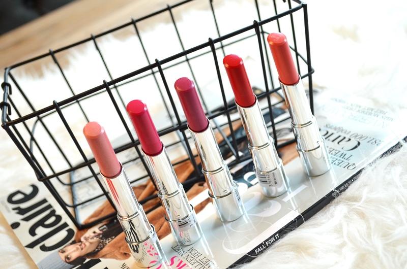 DSC 2227 - Miss Sporty BFF Lipstick Review