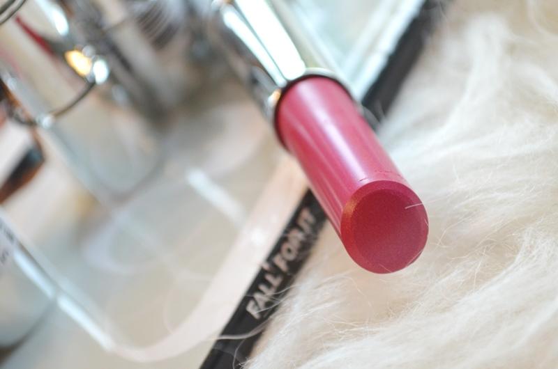DSC 2245 - Miss Sporty BFF Lipstick Review
