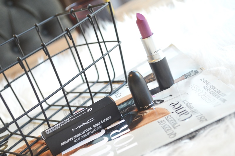 DSC 2852 - New in! M.A.C Up the Amp Lipstick Review