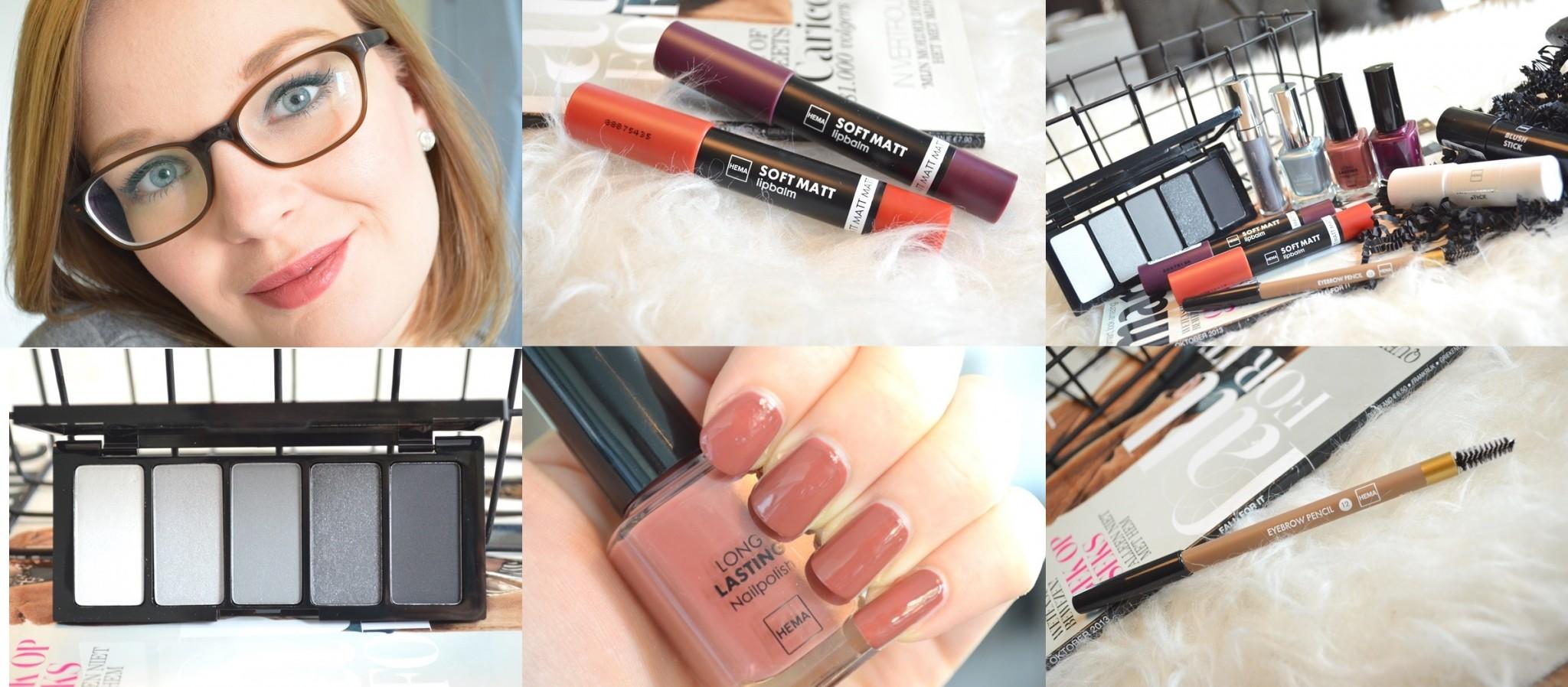Hema Mega Review Aanvulling Nieuwe Collectie Herfst 2015 Elisejoanne.nl  - HEMA Make-up Aanvullingen Herfst 2015 MEGA Review