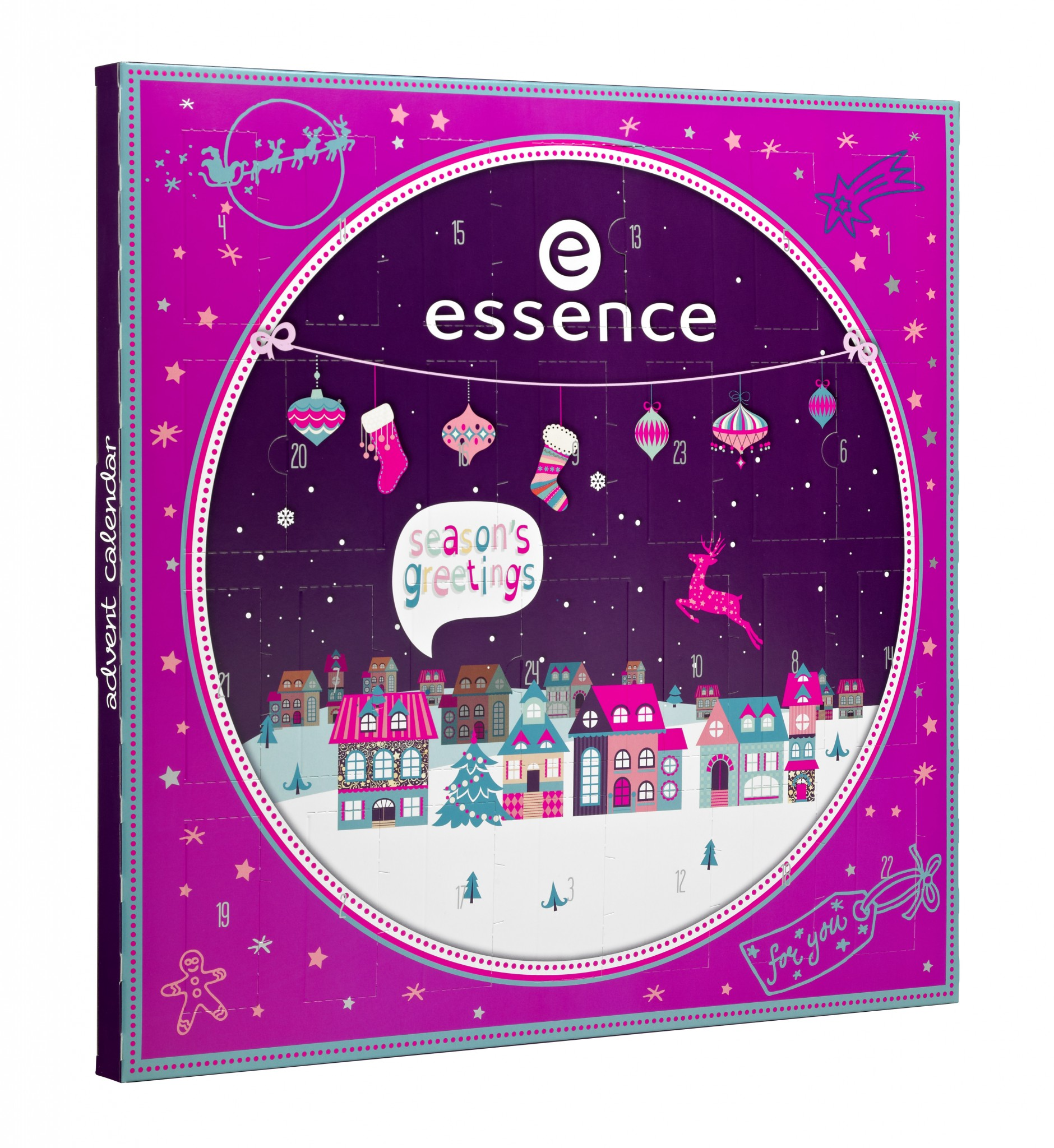 Adventskalender make up essence