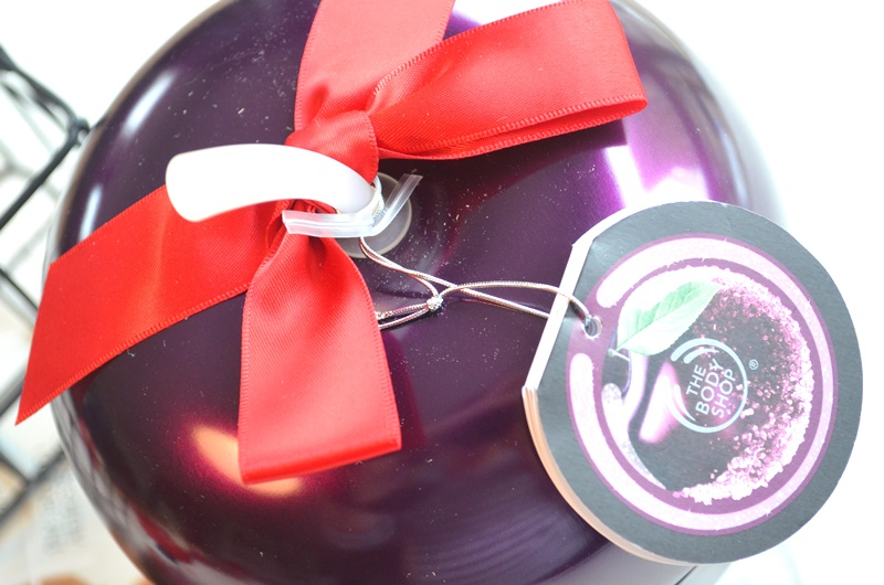 DSC 3174 - The Body Shop Kerst Collectie 2015 + Frosted Plum Review!