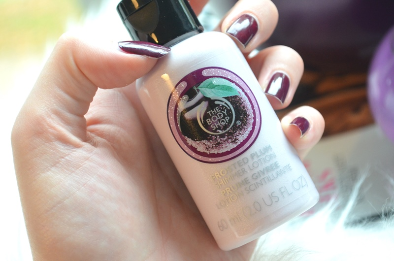 DSC 3210 - The Body Shop Kerst Collectie 2015 + Frosted Plum Review!