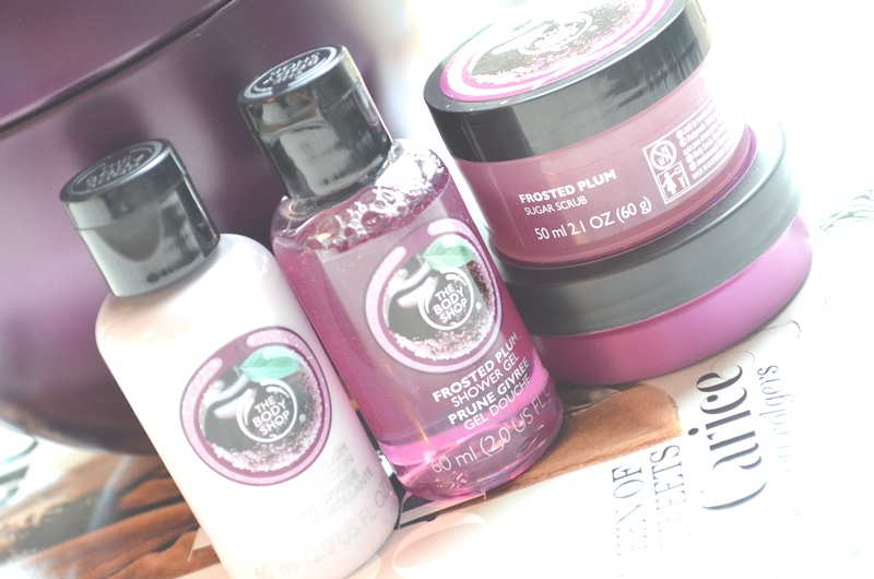 DSC 3240 - The Body Shop Kerst Collectie 2015 + Frosted Plum Review!