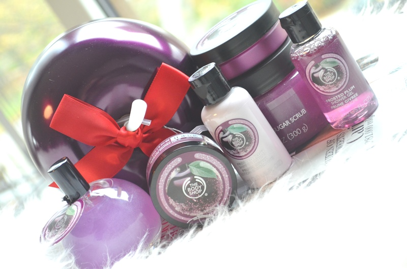 DSC 3260 - The Body Shop Kerst Collectie 2015 + Frosted Plum Review!