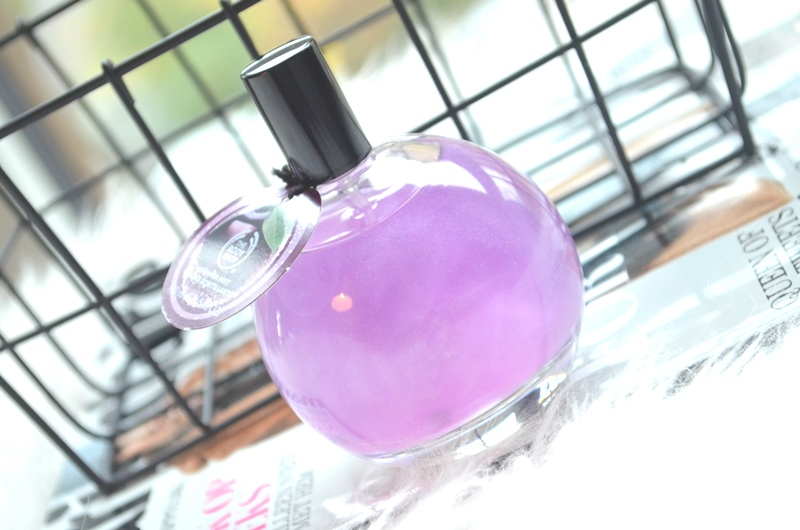 DSC 3266 - The Body Shop Kerst Collectie 2015 + Frosted Plum Review!