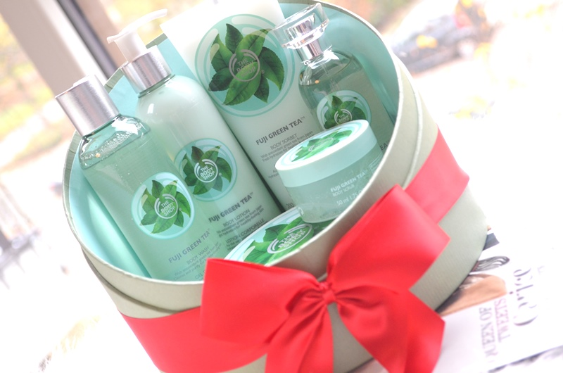 DSC 3330 - The Body Shop Kerst Collectie 2015 + Frosted Plum Review!
