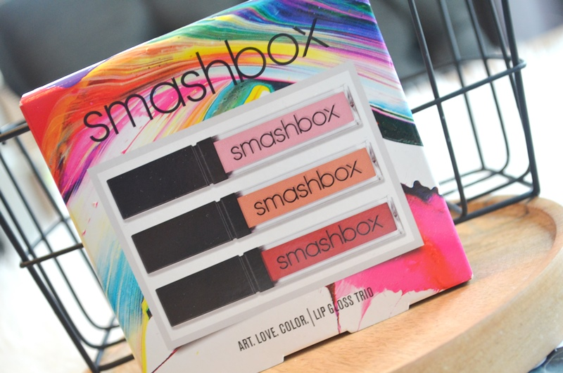 DSC 4529 - Smashbox Holiday 2015 Collection - Lipgloss Trio Review