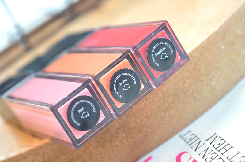DSC 4577 - Smashbox Holiday 2015 Collection - Lipgloss Trio Review