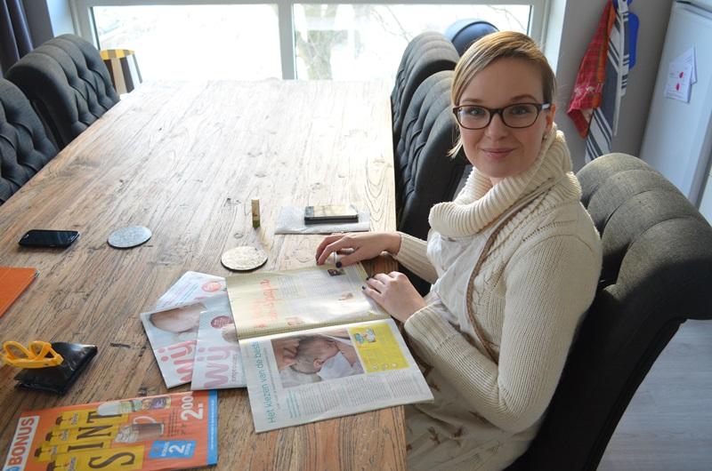 DSC 4674 - Elise's Weekly Pictorama November #4 - Kraamvisite & Kerstinkopen