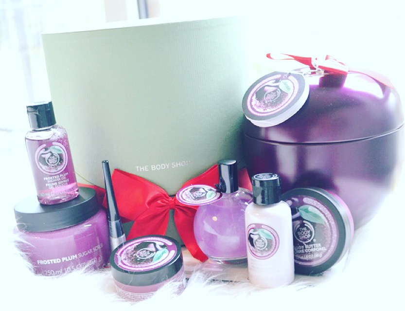 99030e88d The Body Shop Kerst Collectie 2015 + Frosted Plum Review! - Elise Joanne
