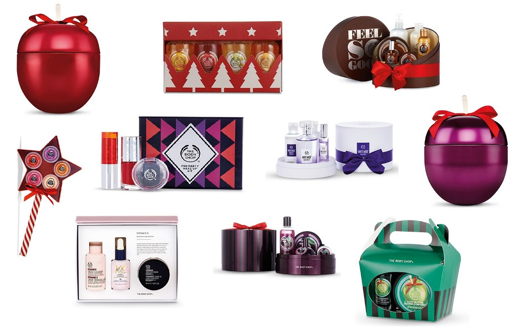The Body Shop Kerstcollectie 2015 Cadeau's Elisejoanne.nl