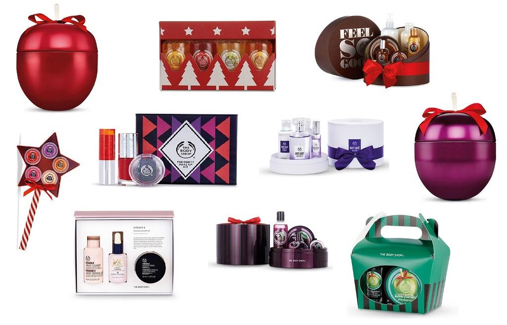 The Body Shop Kerstcollectie 2015 Cadeau's Elisejoanne.nl