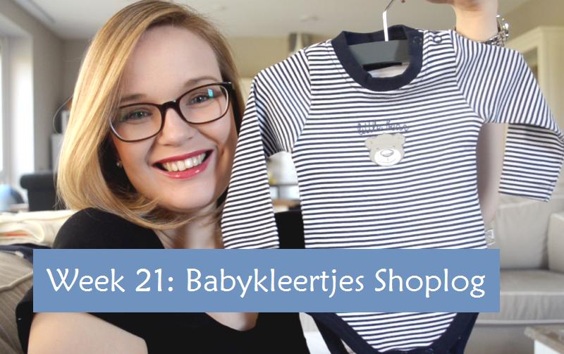 Zwangerschapsdagboek Week 21 Baby Shoplog Elisejoanne.nl  - Zwangerschapsupdate Week 21 - Baby Kleertjes Shoplog!