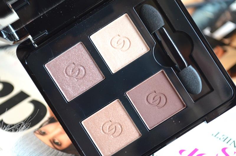 DSC 5293 - Oriflame Giordani Gold Eye Shadow Quads Kerst 2015 Review