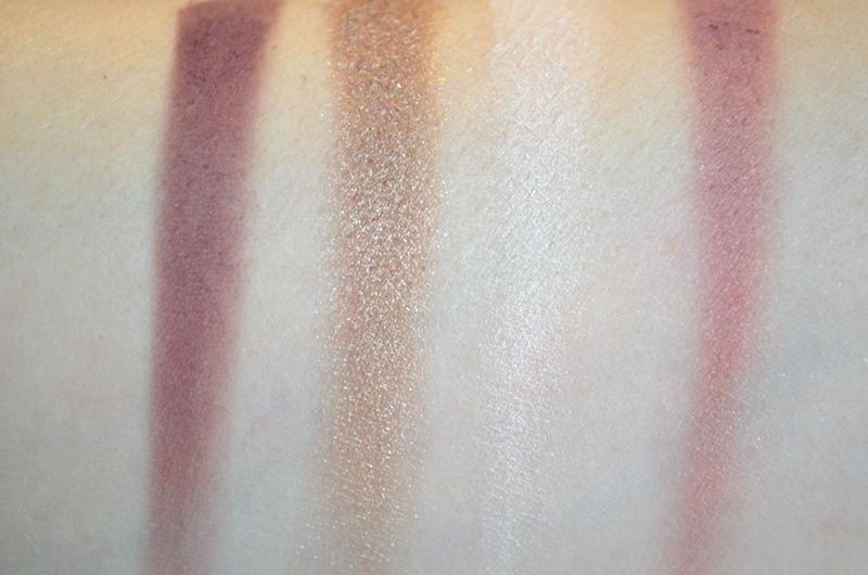 DSC 5319 - Oriflame Giordani Gold Eye Shadow Quads Kerst 2015 Review