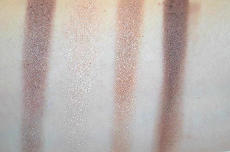 DSC 5328 - Oriflame Giordani Gold Eye Shadow Quads Kerst 2015 Review