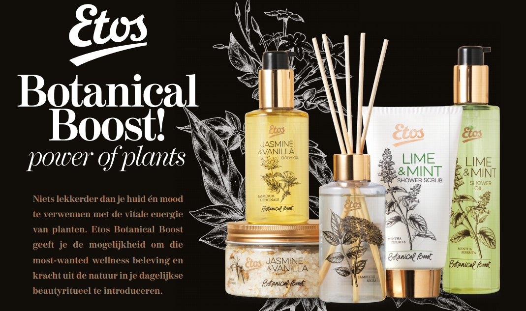 Etos Botanical Boots - Etos Botanical Boost - Power of Plants Review