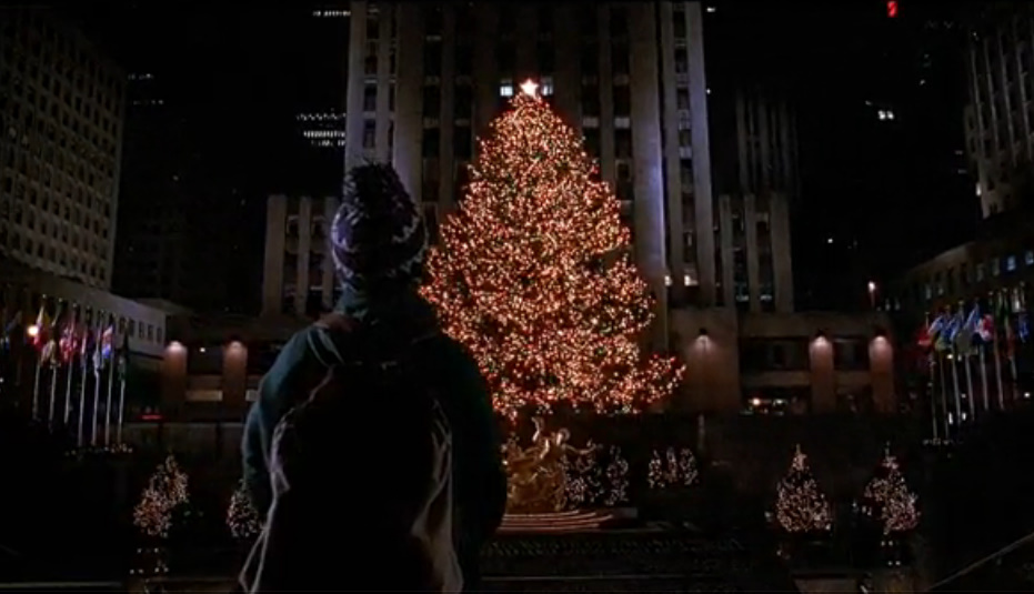 Home Alone 2 Biggest Christmas tree - It's Christmas Time!