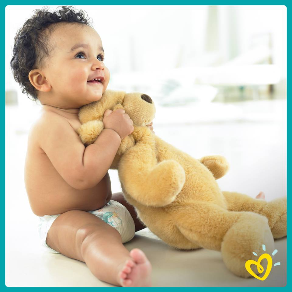 Pampers Unicef Elisejoanne.nl  - Love, Sleep & Play - Help jij mee?