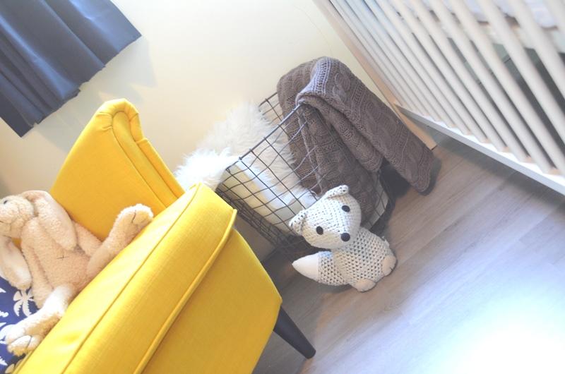 DSC 0114 - Zwangerschapsupdate Week 33 - Babykamer Roomtour! Video + Foto's