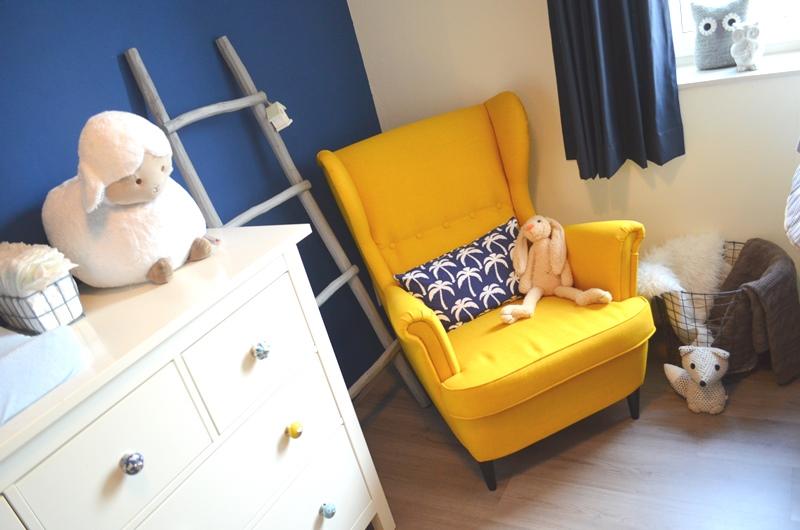 DSC 0152 - Zwangerschapsupdate Week 33 - Babykamer Roomtour! Video + Foto's