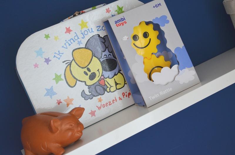 DSC 0220 - Zwangerschapsupdate Week 33 - Babykamer Roomtour! Video + Foto's