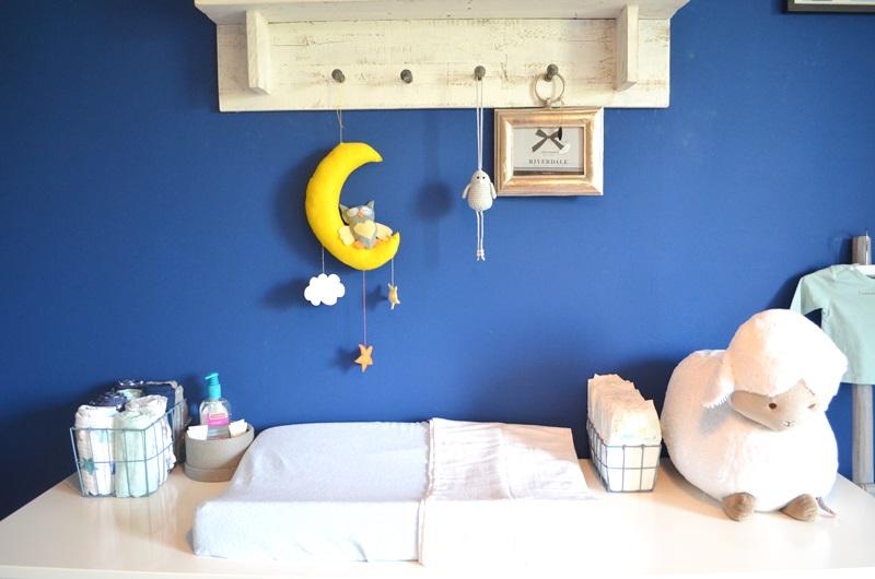 DSC 0299 - Zwangerschapsupdate Week 33 - Babykamer Roomtour! Video + Foto's