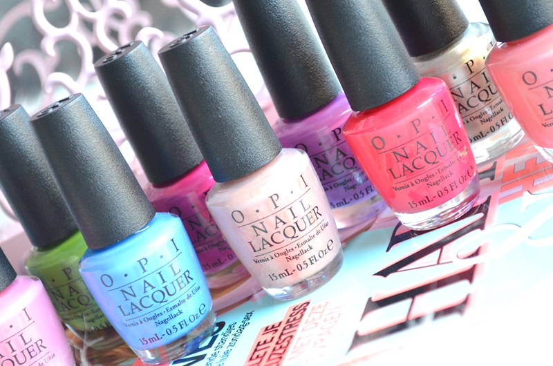 DSC 0663 - Nieuw! O.P.I New Orleans Collection 2016 (12 swatches)