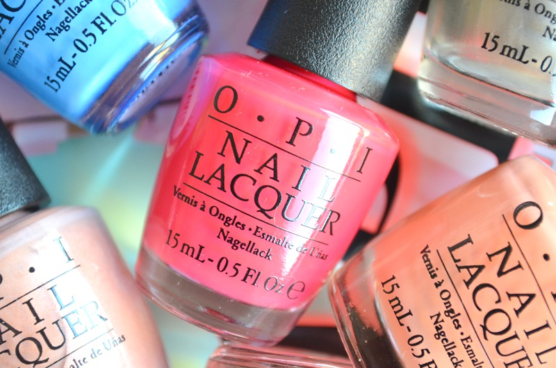 Nieuw! O.P.I New Orleans Collection (12 swatches)