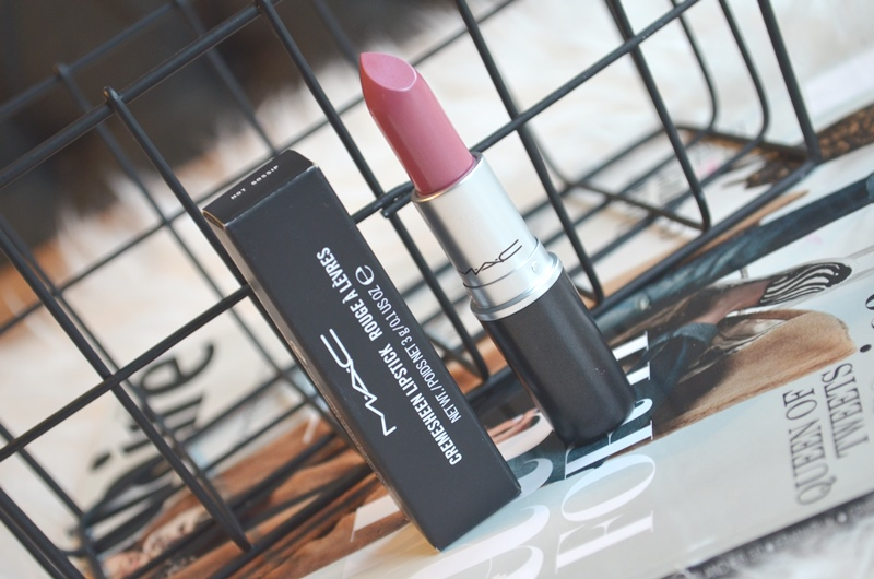 New in! M.A.C Hot Gossip Lipstick