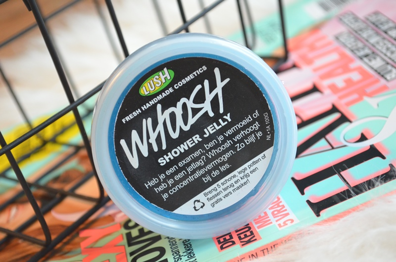 Lush Woosh! Shower Jelly Review