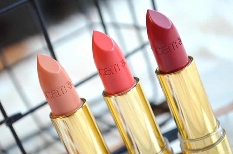 Catrice Treasure Trove Eyeshadow Palette & Lipsticks Review