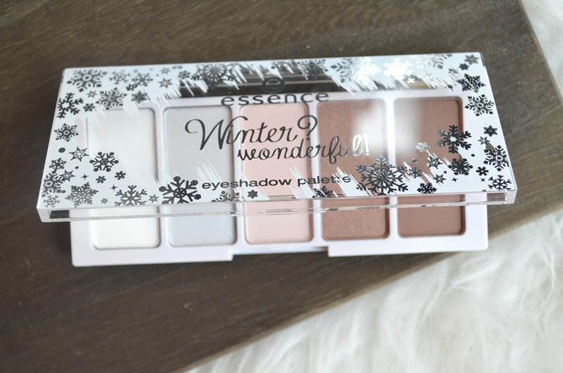 Essence Winter? Wonderful! Trend Edition Review