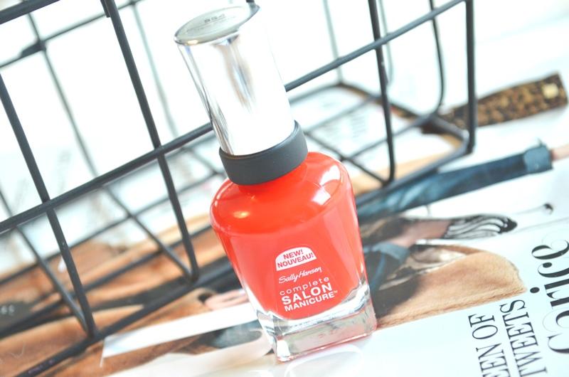 Nieuwe Sally Hansen Salon Manicure Voorjaar 2016